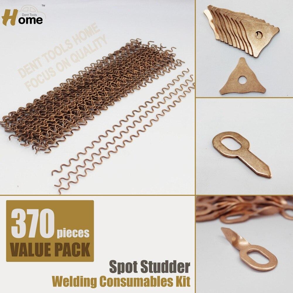 Prix pour 370 pièces de soudage par points studder standard consommables kit SS4-370