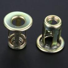10 шт., автомобильные металлические крепежные зажимы для багажника