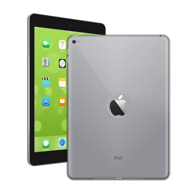 Apple iPad Air2 Case Ultra-nazik Zərbəyə Qarşı İncə Silikon - Planşet aksesuarları - Fotoqrafiya 6