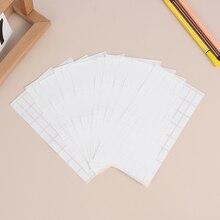320 шт. глянцевые краски наклейки для хранения заготовки звеньев отличить пакет этикетки коробки бумаги классификация самоклеящиеся наклейки