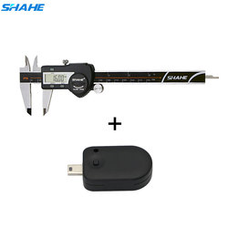 SHAHE suwmiarka elektroniczna suwmiarka 150 mm + inteligentny Adapter danych wyjściowych