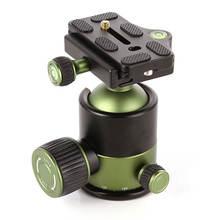 Универсальный металлический штатив для камеры весом 20 кг шаровая