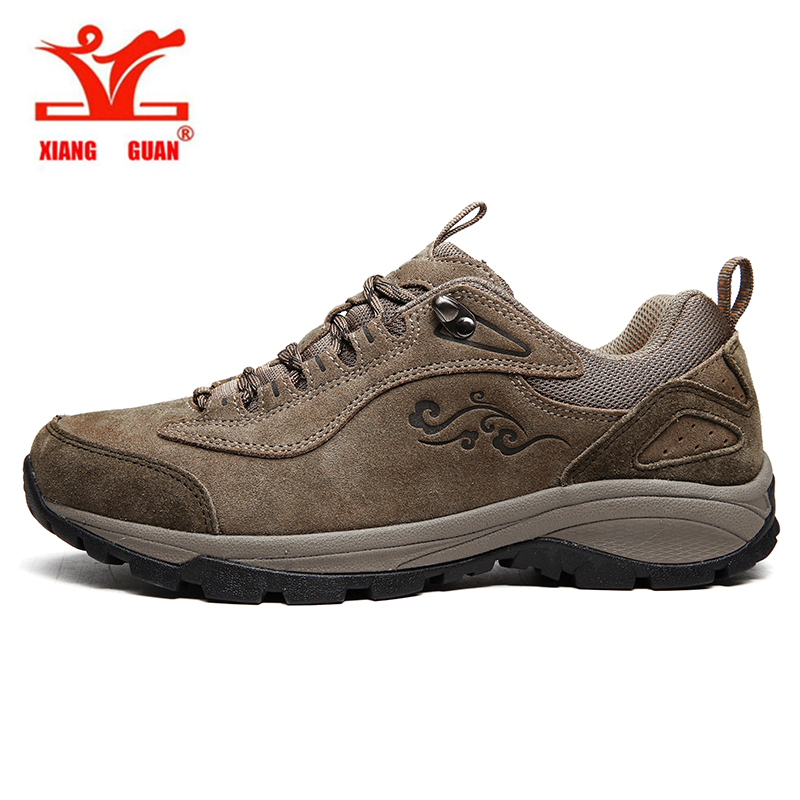 new sale xiangguan men sports outdoor shoes athletic waterproof hiking shoe women climbing sneakers man breathable walking new suede low top lace up outdoor sports waterproof lightweight hiking shoes men breathable trekking climbing athletic sneakers