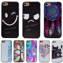 Luxury Dream Catcher Phone Silicone Soft TPU Black Cover Shell Case Funda Coque for Apple iPhone 5 5S SE 6 6S 7 8 Plus X XS