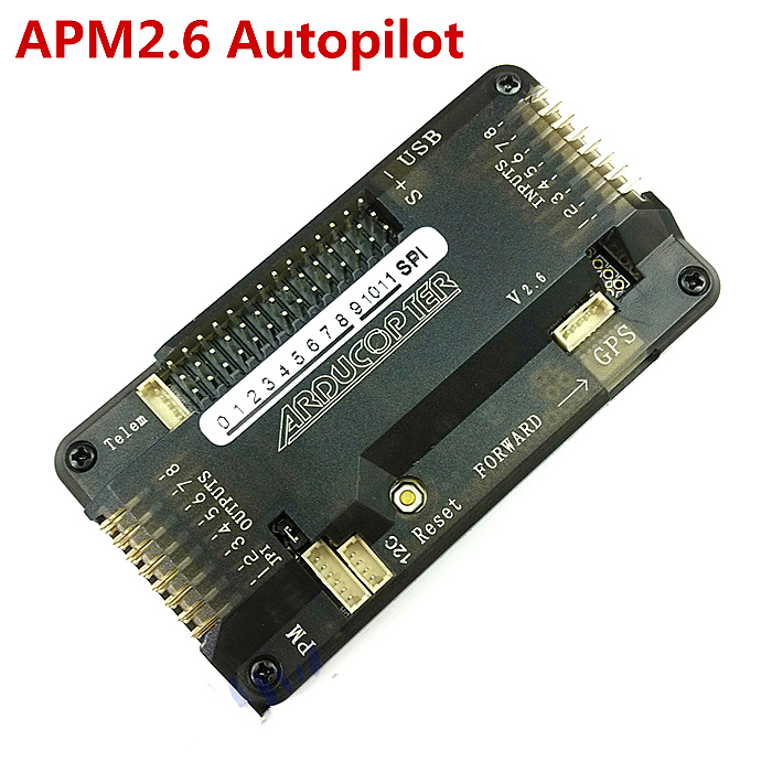 APM2.6 flight control flight control open source multi-rotor wing Autopilot pixhawk2 open source flying control by the car fixed wing multi rotor vertical take off and landing pix flight control with gps