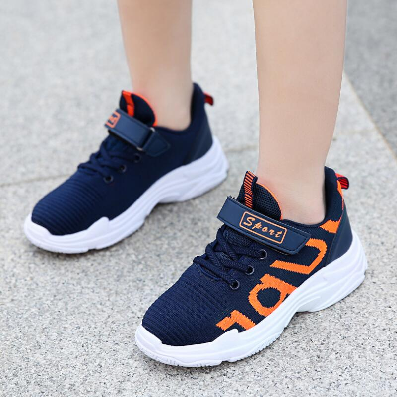 NEW Kids Sneakers Boys Girls Athletic Sporty Casual Walking Tennis Shoes 10 to 4