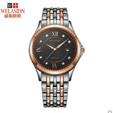 Men Quartz Stainless Steel lovers waterproof watch relogio masculino hombre Business Wristwatches Men's Wristwatch Luxury