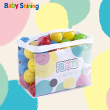 Baby Shining Ocean Ball (China)