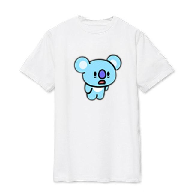 BT21 Member T-Shirts