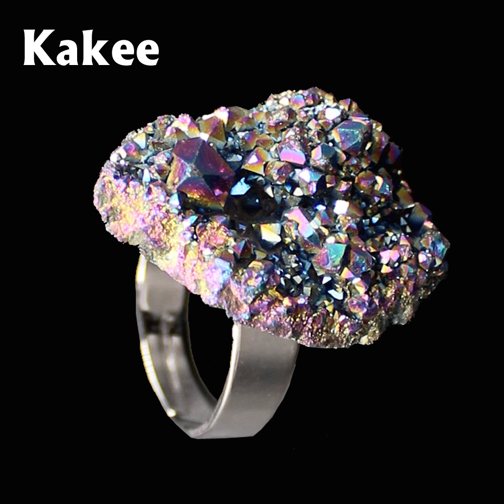 Kakee High Grade Irregular Semi Stone Natural Crystal