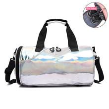 Dry Wet Bag Fitness Gym Bags For Women Men Yoga Mat Tas Travel Training Sac De Sport Gymtas Sporttas New