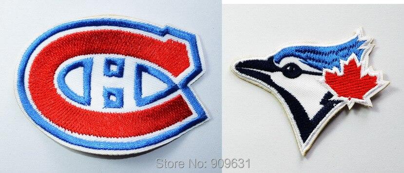 official photos 7b415 c74db Toronto Blue Jays Baseball MLB iron on patches + Montreal ...