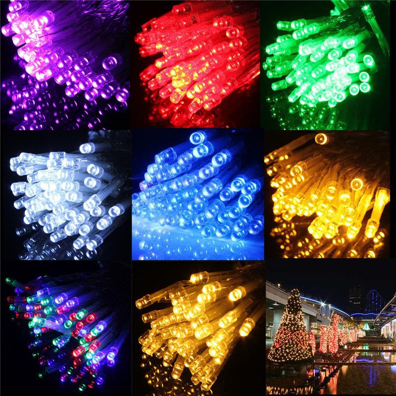 30 Led 3m Waterproof Battery Operated Led String Lights