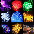 30 LED 3M Waterproof Battery Operated LED String Lights for Xmas Garland Party Wedding Decoration Christmas Flasher Fairy Lights