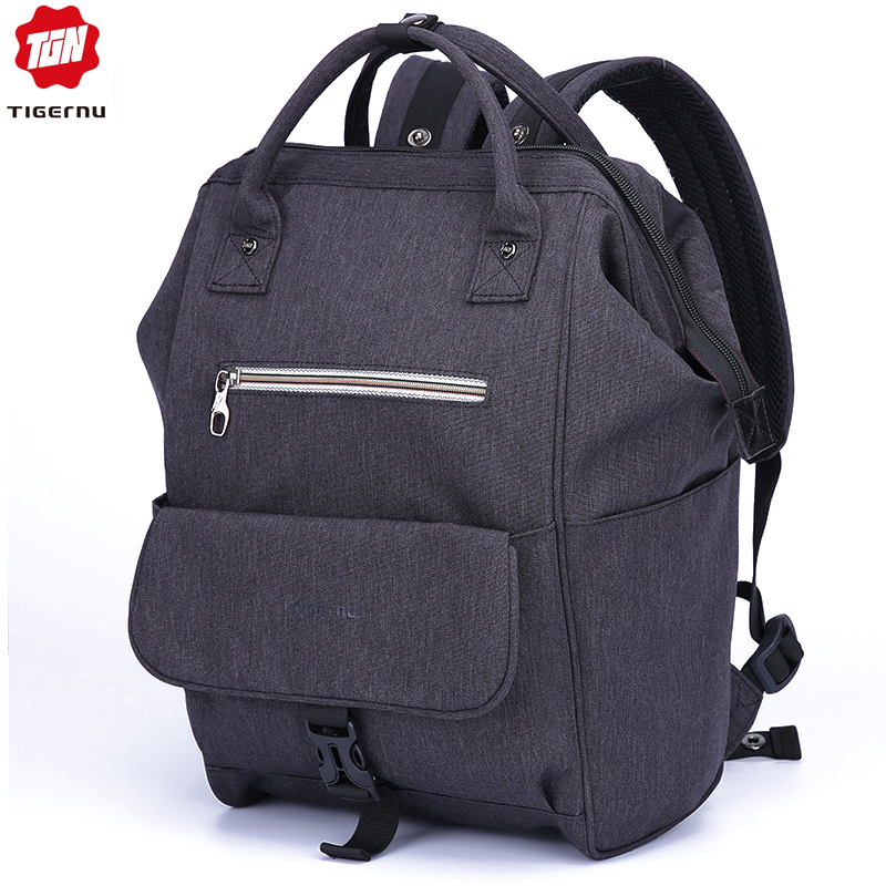 Tigernu Fashion Travel Female Mochilas Feminina 14.1 Women School Bag Kanken Backpacks For Teenage Girls Baby Bags For Mom