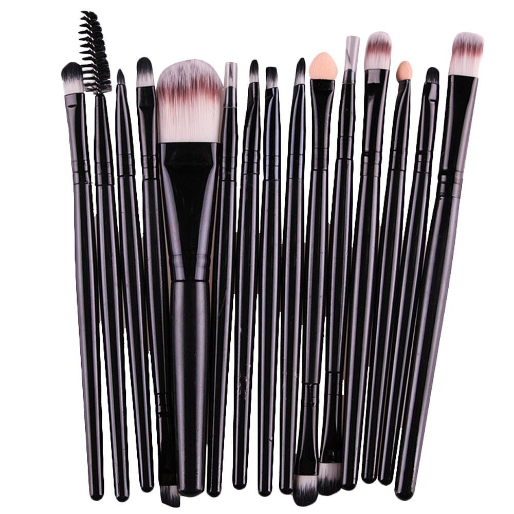 New Eye Shadow Foundation Eyebrow Lip Brush Makeup Brushes Tool Blush Brush  Bronzer Brush From Cinda03, &Price