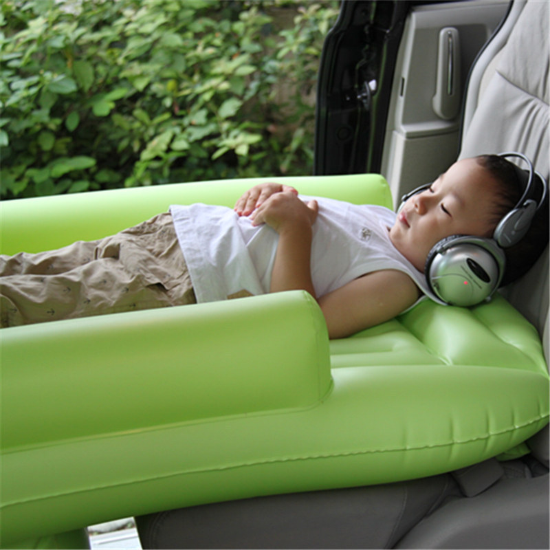 For Children S Inflatable Mattress Vehicle Travel Bed The