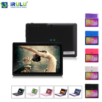 IRULU EXpro X1 7 Tablet PC Quad Core 1024 600 HD Android4 4 Kitkat Tablet 16GB