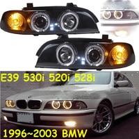 HID,1996~2003 Car Styling for BNW E39 Headlight,530i 520i 528i,canbus ballast,i318 i320 i325;E39 Fog lamp,E39 head lamp