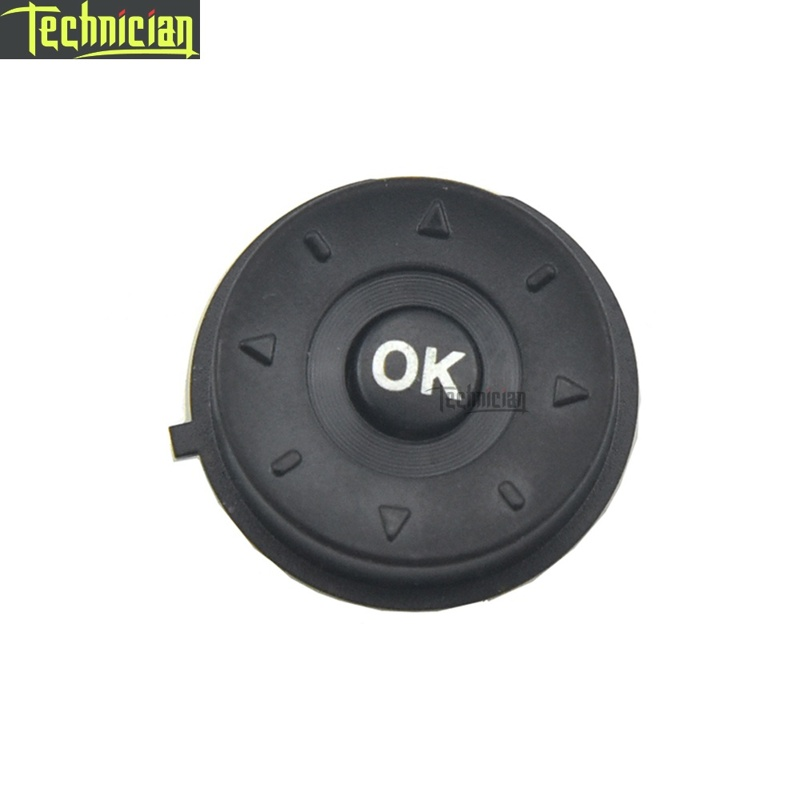 D5300 OK Button Of Rear Cover Camera Replacement Parts For Nikon in Body Parts from Consumer Electronics