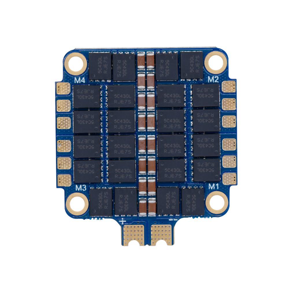 IFlight SucceX 50A 2 6 s BLHeli_32 4 في 1 ESC مع القياس دعم DShot150/300 /600/1200 MultiShot OneShot ل FPV RC سباق-في قطع غيار وملحقات من الألعاب والهوايات على  مجموعة 1