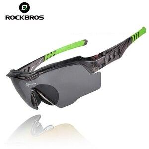 ROCKBROS UV400 Cycling Sunglas