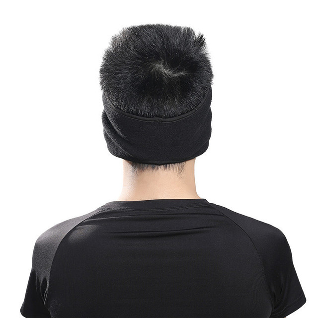 Fleece Warm Sports Headband