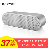 BlitzWolf Wireless Speaker Stereo Bluetooth Speakers Portable V4.0 Dual Drivers Speaker 20W For iPhone X 8 For Xiaomi Smartphone