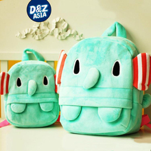 Peppermint elephant backpack for kids hand bags school bags children's backpack for girls