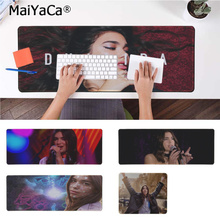 MaiYaCa Your Own Mats Dua Lipa  Laptop Computer Mousepad Free Shipping Large Mouse Pad Keyboards Mat
