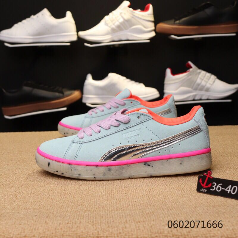 Free shipping New puma shoes X Unicorn new PUMA x SOPHIA WEBSTER Women's size35.5-40