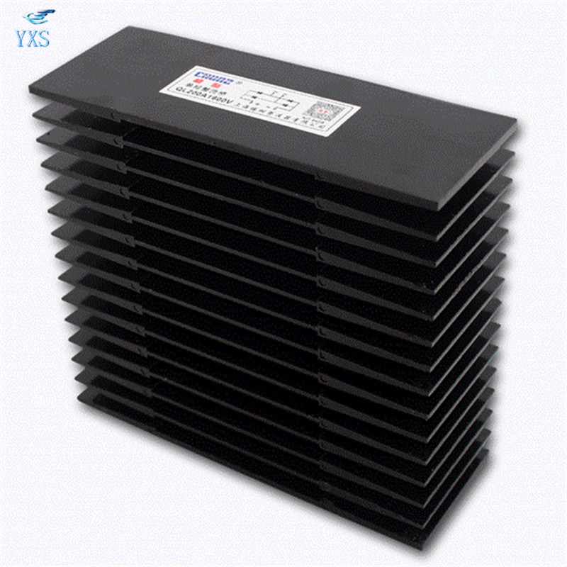 QL200-16 Single-Phase Rectifier Bridge QL200A1600V mds150 10 generator welding rectifier bridge rectifier bridge silicon power rectifier bridge rectifier generator