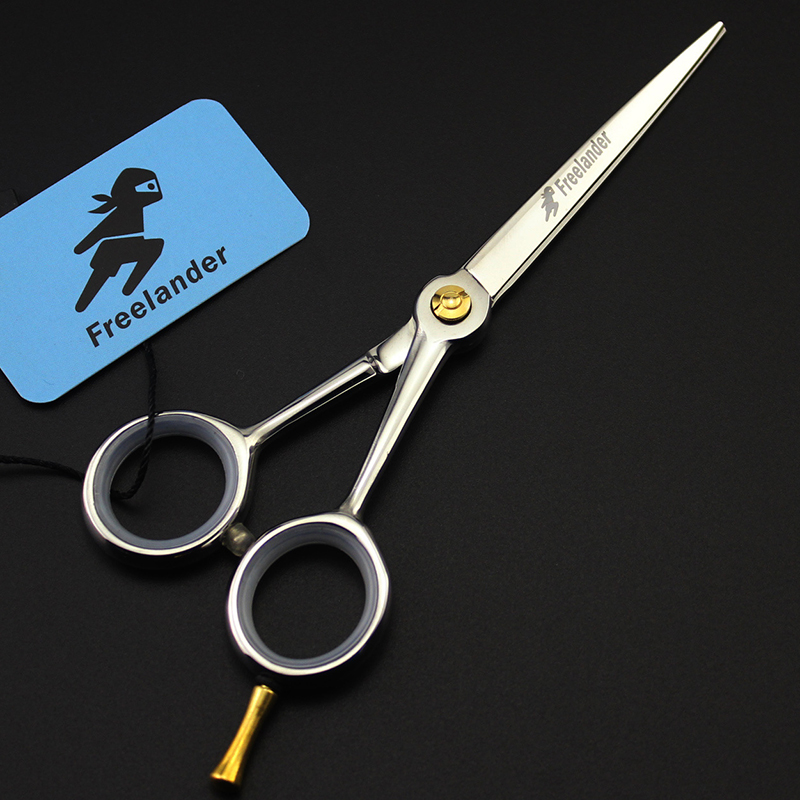 Professional 5inch Hair Scissors Japan 440c Steel Shears Left Hand & Right Hand Cutting Barber Makas Hairdressing Scissors