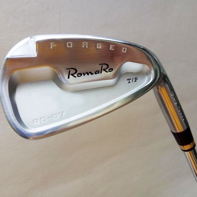 New mens Golf Clubs set ROMARO RD-07 T\P Golf irons set 4-9 P Clubs irons Steel Golf shaft R or S Cooyute Free shipping клюшка для гольфа golf irons xxi08 4 5 6 7 8 9 p s mp 800 r flex xx10 mp800 xx10 mp800 irons