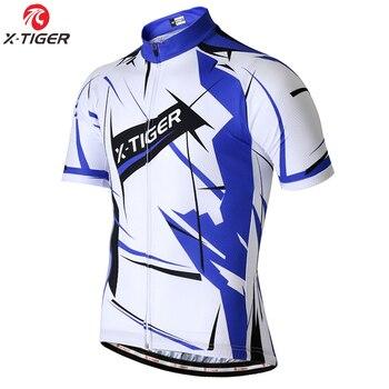 X-TIGER 2020 camiseta de Ciclismo profesional uniforme de verano MTB Ropa de...