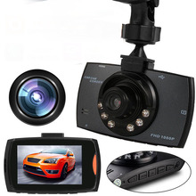 Sale 2.7 Inch Car Driving Digital Video Recorder DVR Camcorder 1080P Auto DVR Front Camera  HDMI Port Night Vision Led Light Dash Cam