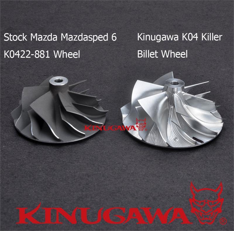 Kinugawa Boleto CHRA Cartucho De Turbo Kit Para MAZDA Mazdaspeed 3 6 CX7  CX9 Atualizar Para K04 Em Carregadores De Turbo U0026 Parts De Automóveis U0026  Motos No ...