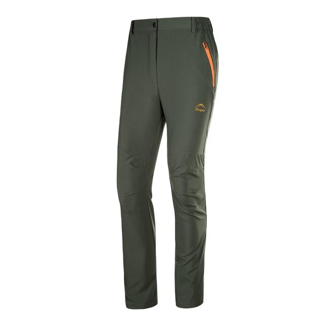Buona Qualità Autunno Pantaloni Casual per Gli Uomini Quick Dry Traspirante  Pantaloni Montura Pantaloni antigraffio Impermeabile 6f4c329baab