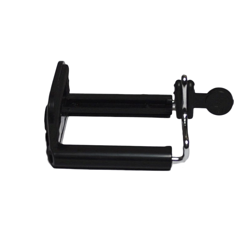 F06429 Car Phone Holder Universal 8.5cm Cell Stand Rotating Mobile Clip Selfie Stick Monopod Tripod +FS - Quick WinOut Technology Co., Ltd store