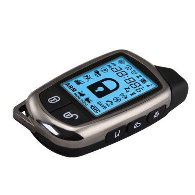 Alarme antivol télécommande voiture alarme antivol Auto alarme antivol système de sécurité moto transmetteurs universels