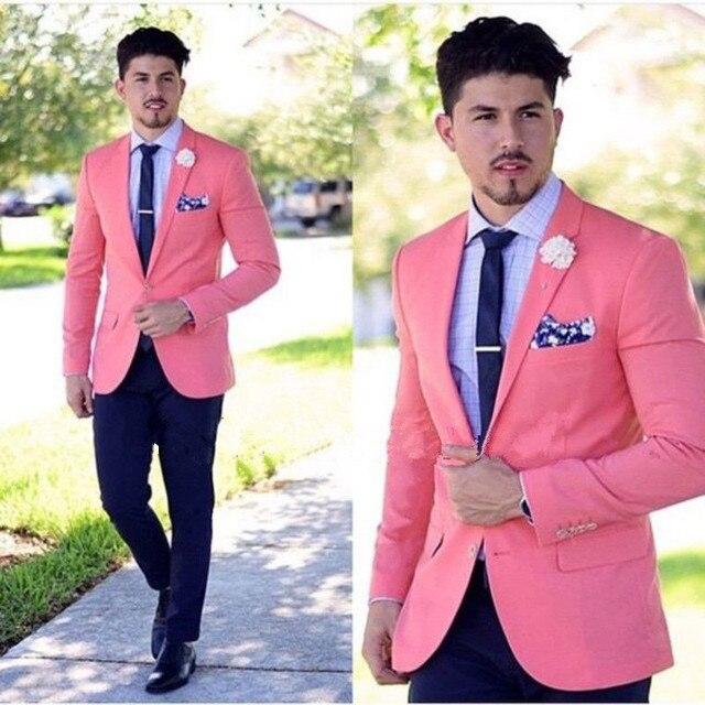 Veste rose pale homme