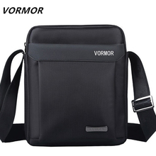 VORMOR Men bag 2018 fashion mens shoulder bags high quality oxford casual messenger bag business men