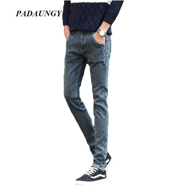 Jeans jegging homme