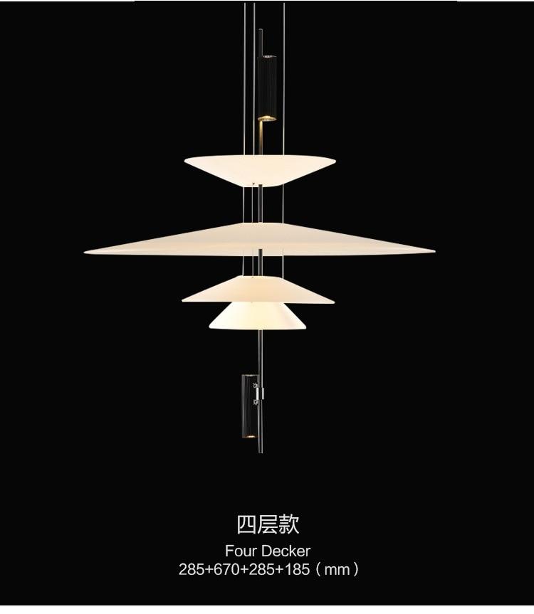 HTB1PQxTeoWF3KVjSZPhq6xclXXad - Modern Acrylic LED Pendant Light Shadow Dining Room Kitchen Light Designer Hanging Lamps Indoor Lighting