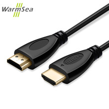 WarmSea HDMI Cable 1.4 1080p 3D Cable for HD TV LCD Laptop PS3 Projector Computer Cable 1m 2m 3m 5m 7.5m 10m