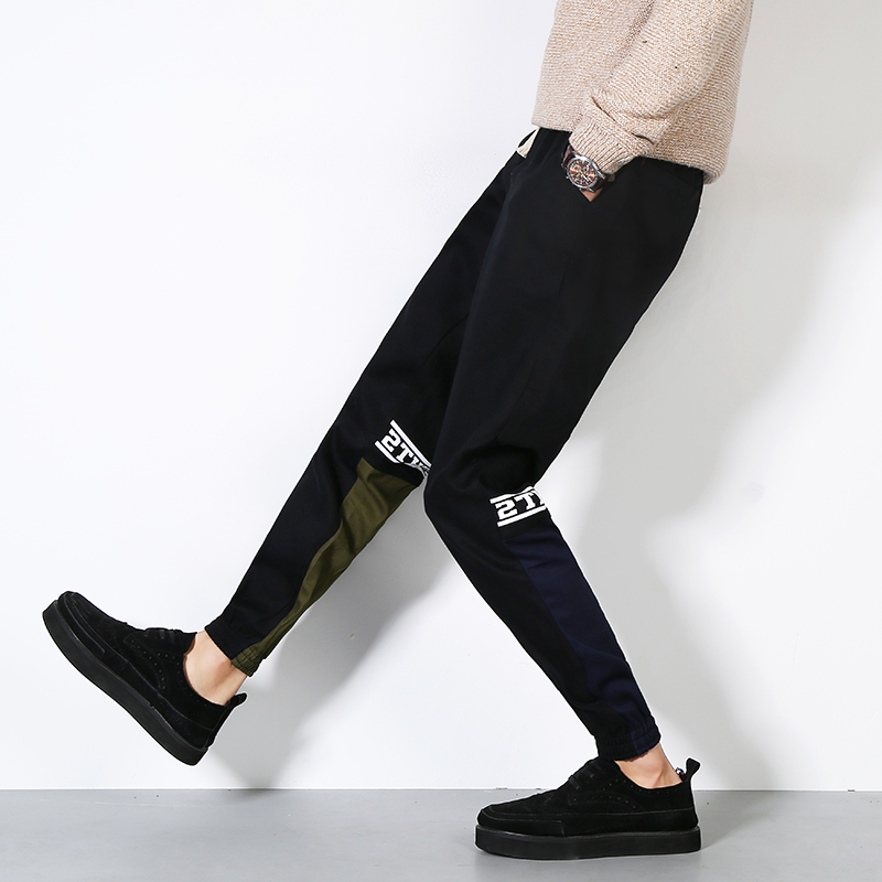 2016 Brand New Men Casual Pants Fashion Cool Sweatpants Outwear Trousers Hip Hop Pants Mens Joggers Pants