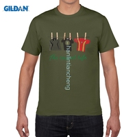 GILDAN DIY Style Mens T Shirts Tops T Shirt Homme Casuals Footballer Wales Terrace Against Modern