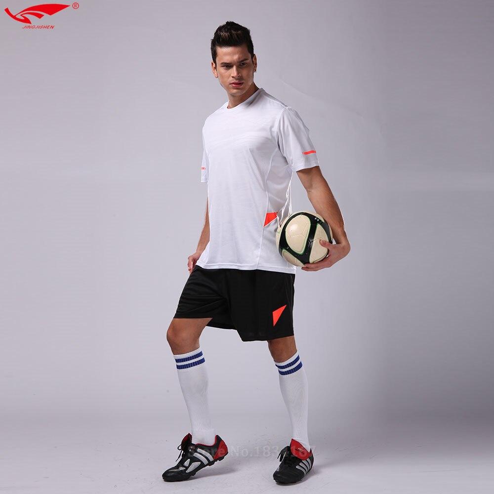 En kaliteli futbol formaları erkekler futbol setleri - Spor Giyim ve Aksesuar - Fotoğraf 6