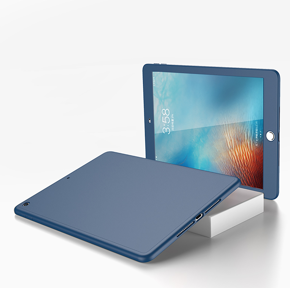 360 Full Cover For iPad 2017 2018 9.7 5th 6th Case For New iPad mini 1 2 3 4 5 Silicone Funda For iPad Pro 11 Air 1 2 With Glass (8)