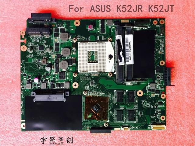 Asus K52JT Notebook Mac